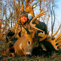 Decoying big bucks in the rut can payoff big time.