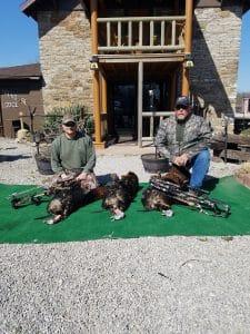 Hunt for Turkeys in Kansas