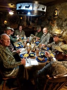 Turkey Hunting Group