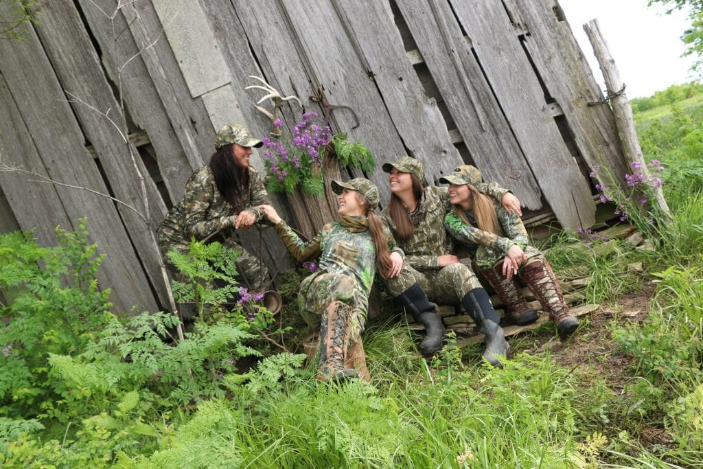 Ladies Only Turkey Hunting in Kansas