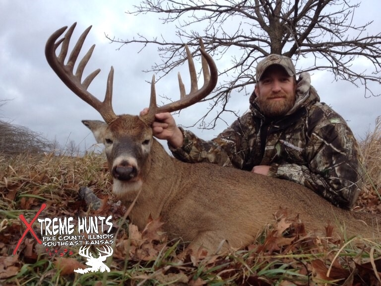 Whitetail Outfitter | Xtreme Hunts - Pike County, IL & Kansas