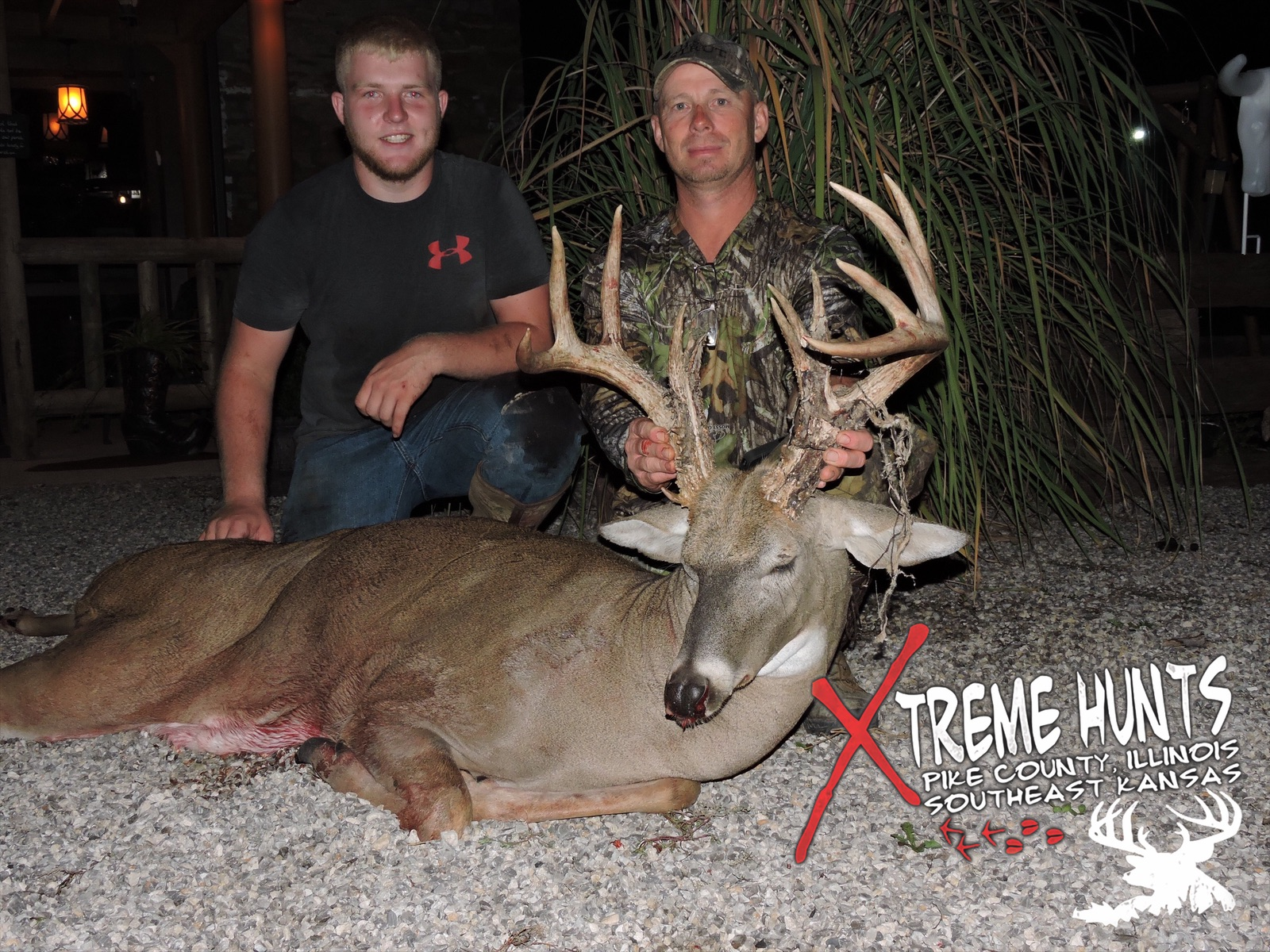Kansas Whitetail Hunts | Xtreme Hunts - Pike County, IL & Kansas